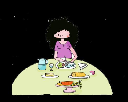 comer de todo.dieta equilibrada