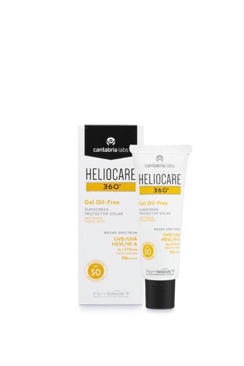 Heliocare 360º Gel Oil Free SPF 50 1