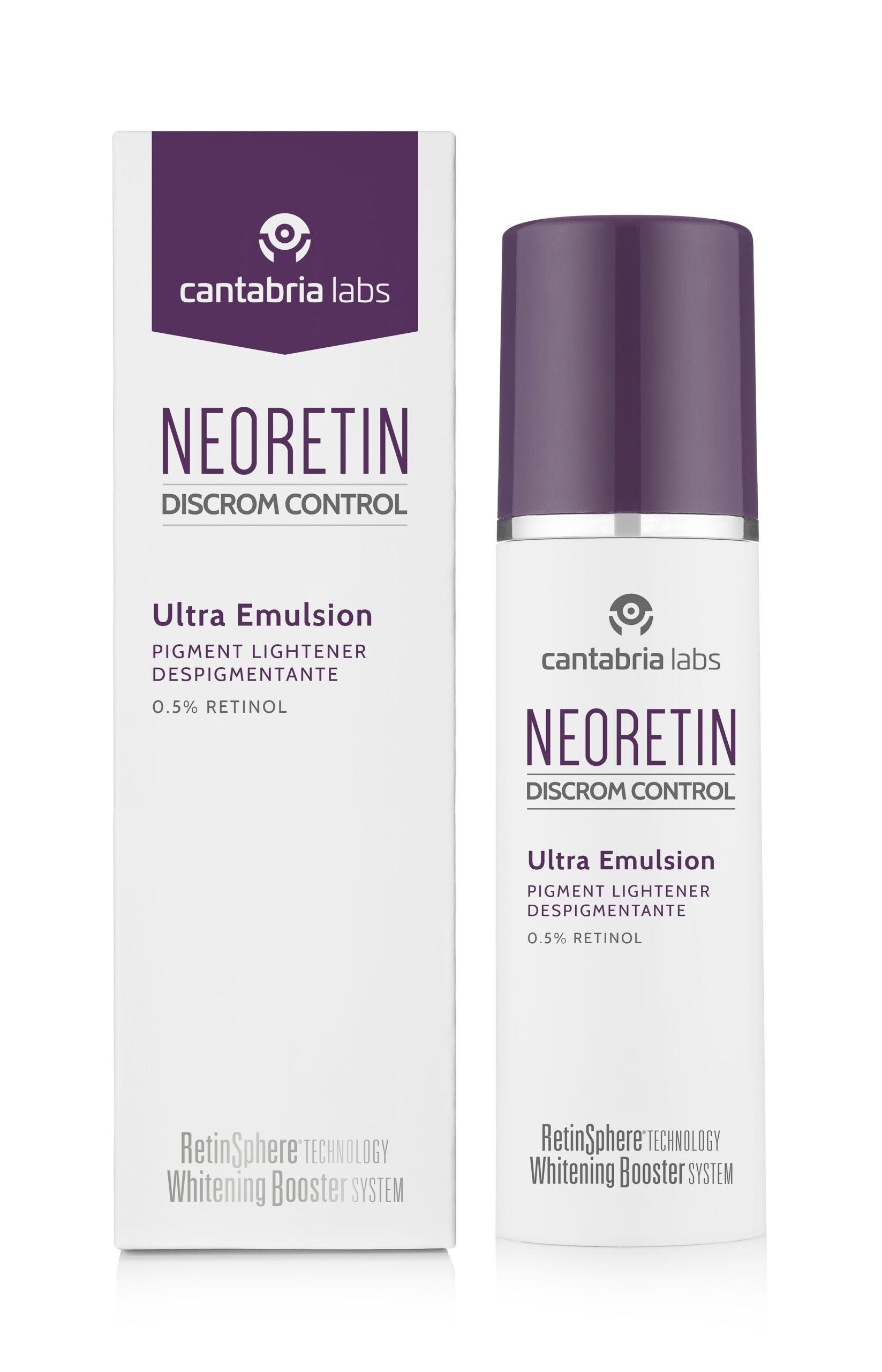 NeoRetin® Discrom Control Ultra Emulsion Despigmentante 2