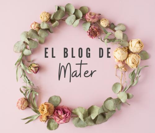 El blog de Mater