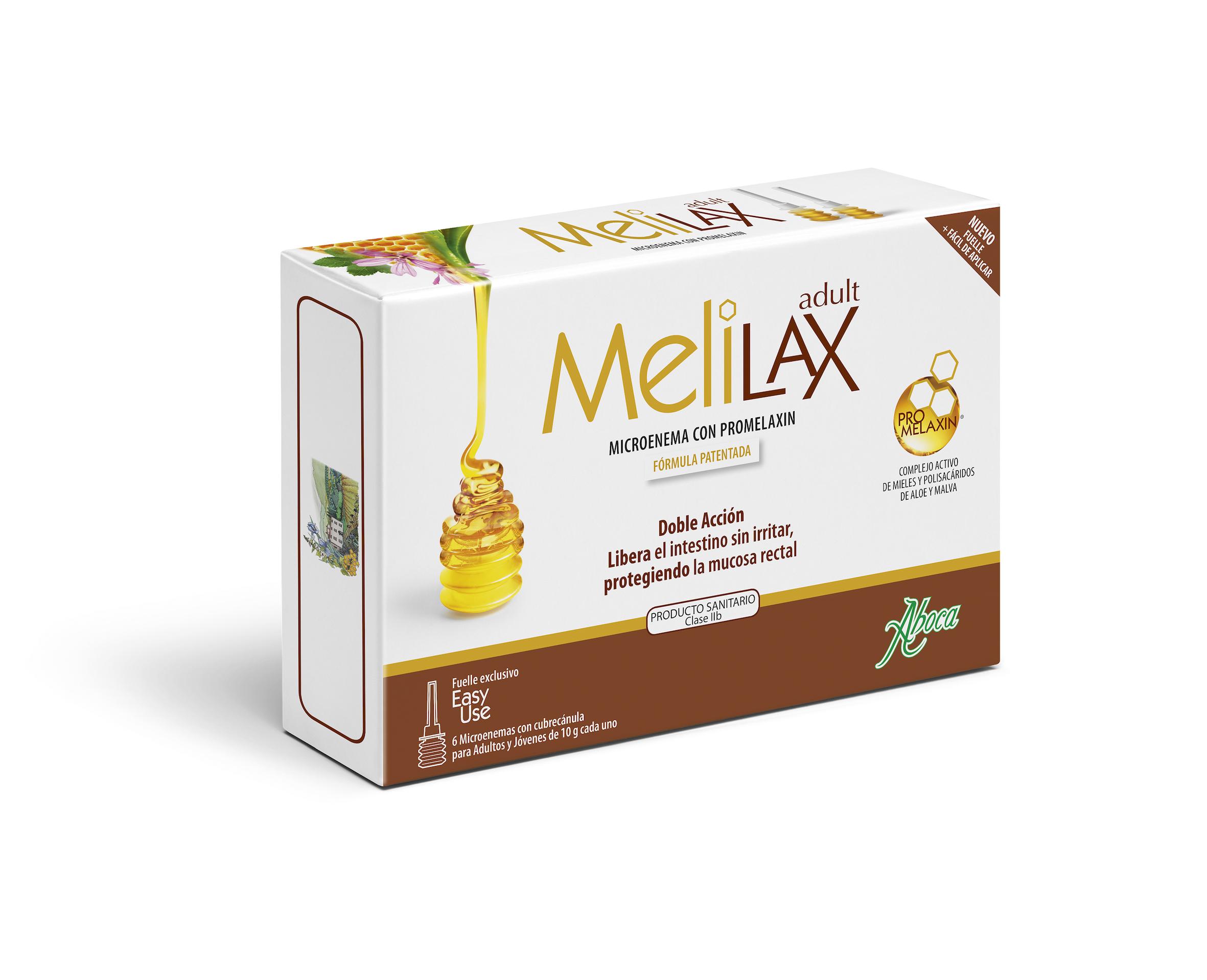 Melilax adulto