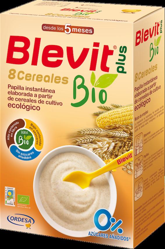 Blevit plus bio 8 cereales