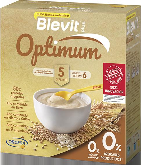 Blevit plus optimum 5 cereales