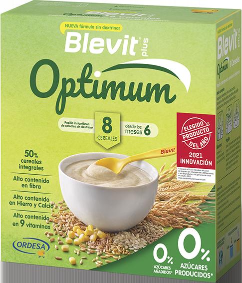 Blevit Plus optimum 8 cereales